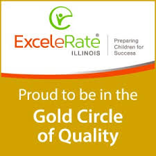 ECEC IS AWARDED THE GOLD CIRCLE OF QUALITY DESIGNATION!
