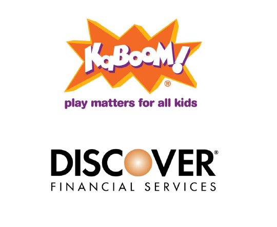 WOOD DALE SCHOOL DISTRICT 7 RECEIVES A SECOND PLAYGROUND GRANT FROM KABOOM & DISCOVER FINANCIAL SERVICES.