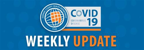 Covid 19 Weekly Update